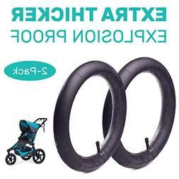 12.5'' x 1.75/2.15 Front Wheel Replacement Inner Tubes  for