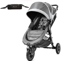 Baby Jogger 1962757KT - City Mini GT Single Stroller With Pa