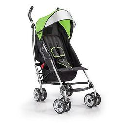 Summer Infant 2015 3D Lite Convenience Stroller, Tropical Gr