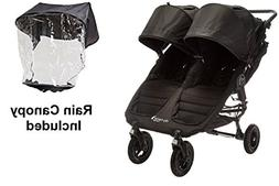 Baby Jogger 2016 City Mini GT Double Stroller, Black/Black w