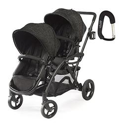 2017 Contours Option Elite Tandem Double Stroller with FREE