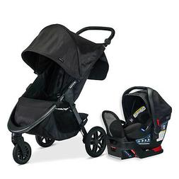 Britax B-Free Stroller in Frost Brand New Free Shipping!!