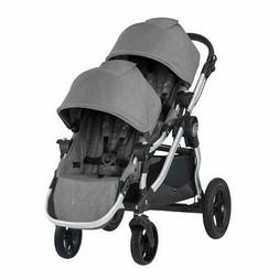 Baby Jogger 2020 City Select Double Stroller w/ 2nd Seat Kit