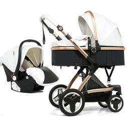 3 IN 1 Baby Stroller Carriage City Select Vista Toddler Push