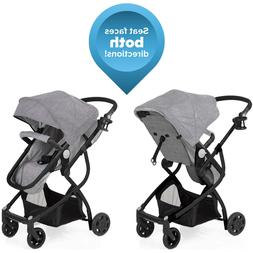 3 In 1 Baby Stroller Travel System Seat Carriage Light Weigh