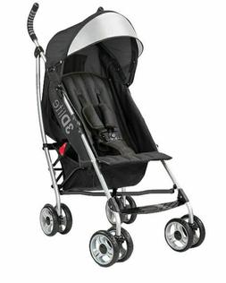 New Unopened Summer 3Dlite Convenience  Stroller, Black, 219