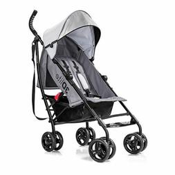 Summer Infant 3D lite Convenience Stroller in Greys for Days