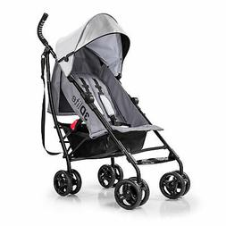 Summer Infant 3D Lite Convenience Stroller, Grey