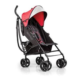 Summer Infant 3D lite Convenience Stroller, Red