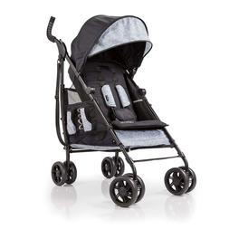 Summer Infant 3DTote Convenience Stroller - Black/Heather