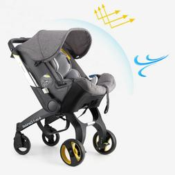 4in1portable newborn baby stroller cars safe seat