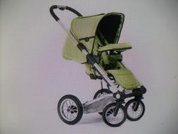 Mutsy 4Rider Light Carriage Single Seat Stroller - Team Lime