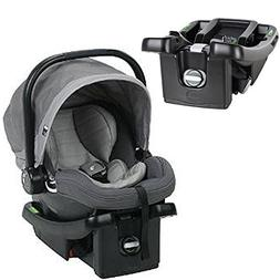Baby Jogger 1969638KT- City Go Car Seat Extra Base -Steel Gr