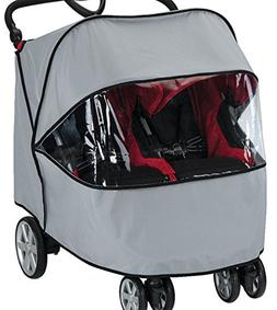 Britax B-Agile Double Stroller Wind and Rain Cover
