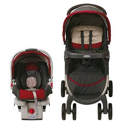 Graco FastAction Fold Click Connect Travel System/Click Conn