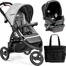 Peg Perego - Book Cross Atmosphere Travel Systems with a Dia