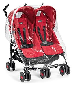 Peg Perego Rain Cover Pliko Mini Twin Hood