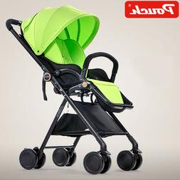 Pouch A06 Baby Travel Stroller Light weigh Folding Pram Baby