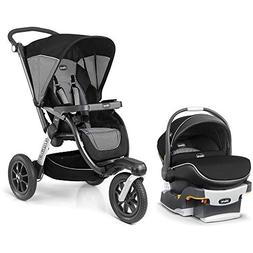 Chicco Activ3 Jogging Stroller and KeyFit 30 Zip Infant Car