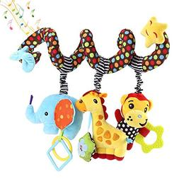 Hanging Toys for Car Seat Crib Mobile, willway Infant Baby S
