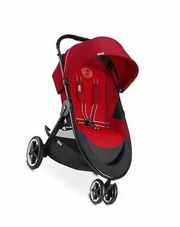 CYBEX Agis M-Air3 Baby Stroller, Hot and Spicy Free Shipping