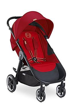 CYBEX Agis M-Air4 Baby Stroller, Hot and Spicy