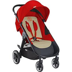 CYBEX Agis M-Air4 Baby Stroller, Autumn Gold