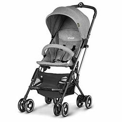 Besrey Airplane Stroller One Step Design for Opening & F