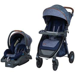 All in One Travel System Infant Baby Toddler NEW W Car Seat