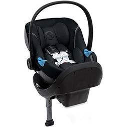 Cybex Aton M Infant Car Seat, Lavastone Black