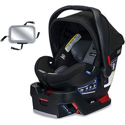 Britax B-Safe Ultra Infant Car Seat with Back Seat Mirror -