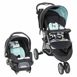 Baby Car Seat and Stroller Boy Infant Kid Travel System Uni