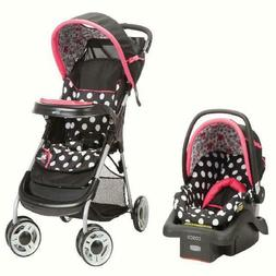 Baby Car Seat and Stroller Combo Set Safety Travel System fo