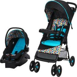 Baby Infant Stroller And Car Seat Travel System Combo Lightw
