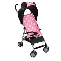 Baby Minnie Mouse 3D Umbrella Stroller Lightweight Strollers