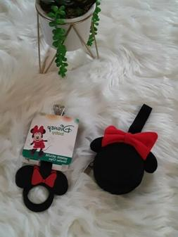 Disney Baby Minnie Mouse Stroller Clips