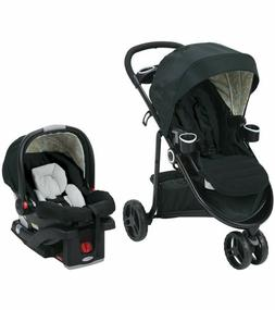 Graco Baby Modes 3 Click Connect Travel System Stroller with