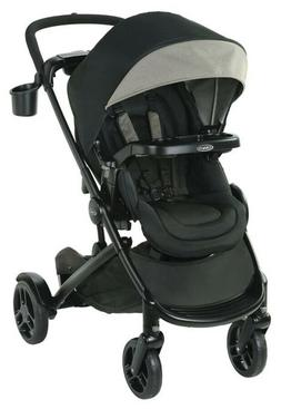 baby modes2grow stroller w basket hold haven