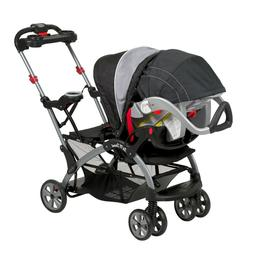 Baby Seat Trend Sit N Stand Cusion Ultra Stroller Canop Shad