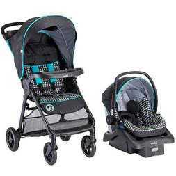 baby smooth ride travel system with onboard