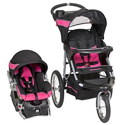 Baby Stroller And Car Seat Travel System Infant Jogging Girl