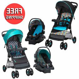 Baby Stroller Car Seat Convertible Infant Comfort Travel Sys
