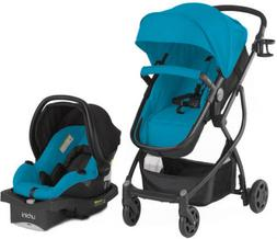 Baby Stroller Car Seat Travel System 3 in 1 Comfort Pad Safe