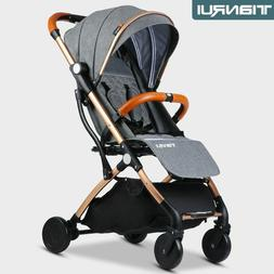 Baby Stroller Foldable Lightweight Portable Infant Newborn B