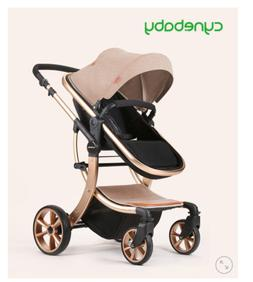Baby Stroller Reversible All Terrain Cynebaby City Select St