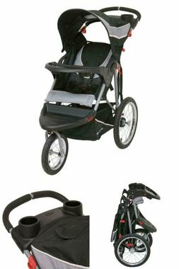 Baby Stroller Trend Expedition Jogger Phantom, 50 Pounds all