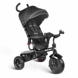 baby stroller tricycle 4 in 1 adjustable