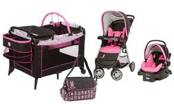 Disney Baby Stroller with Car Seat Deaper Bag Playard Travel