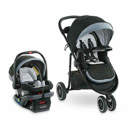 Graco Baby Stroller with Car Seat Travel System Combo Boy Gi