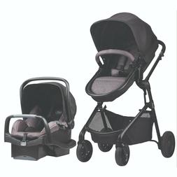 Baby Strollers Car Seat Combo 3 in 1 Reversible Travel Syste